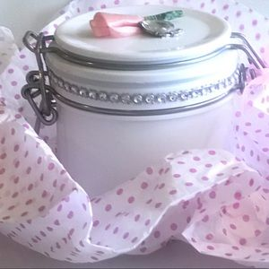 Other - Handmade Rose Patchouli candles and cream